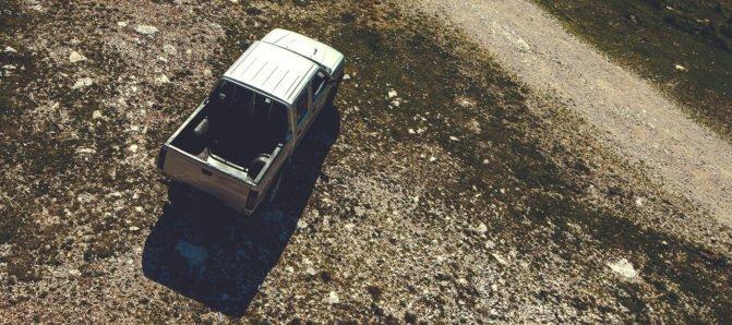 Compra tus vehículos 4x4 de segunda mano Pick Up y Todoterrenos