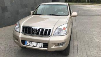 Toyota Land Cruiser 3.0 D4D GX 3p (7250-FSS)