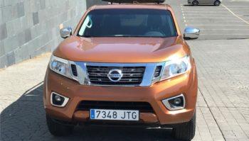 Nissan Navara 2.3 dCi 118kW 160CV Acenta King Cab 4X4 4p (7348-JTG)