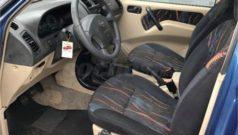 Nissan Terrano II Detalle interior