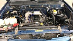 Nissan Terrano II Estado del motor