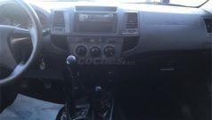 Venta de Toyota Hilux Auténticos 4x4 - Salpicadero