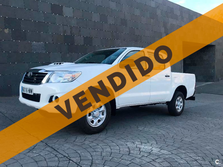 Toyota Hilux 2.5 D4D Doble Cabina GX