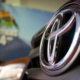 Detalle marca Toyota
