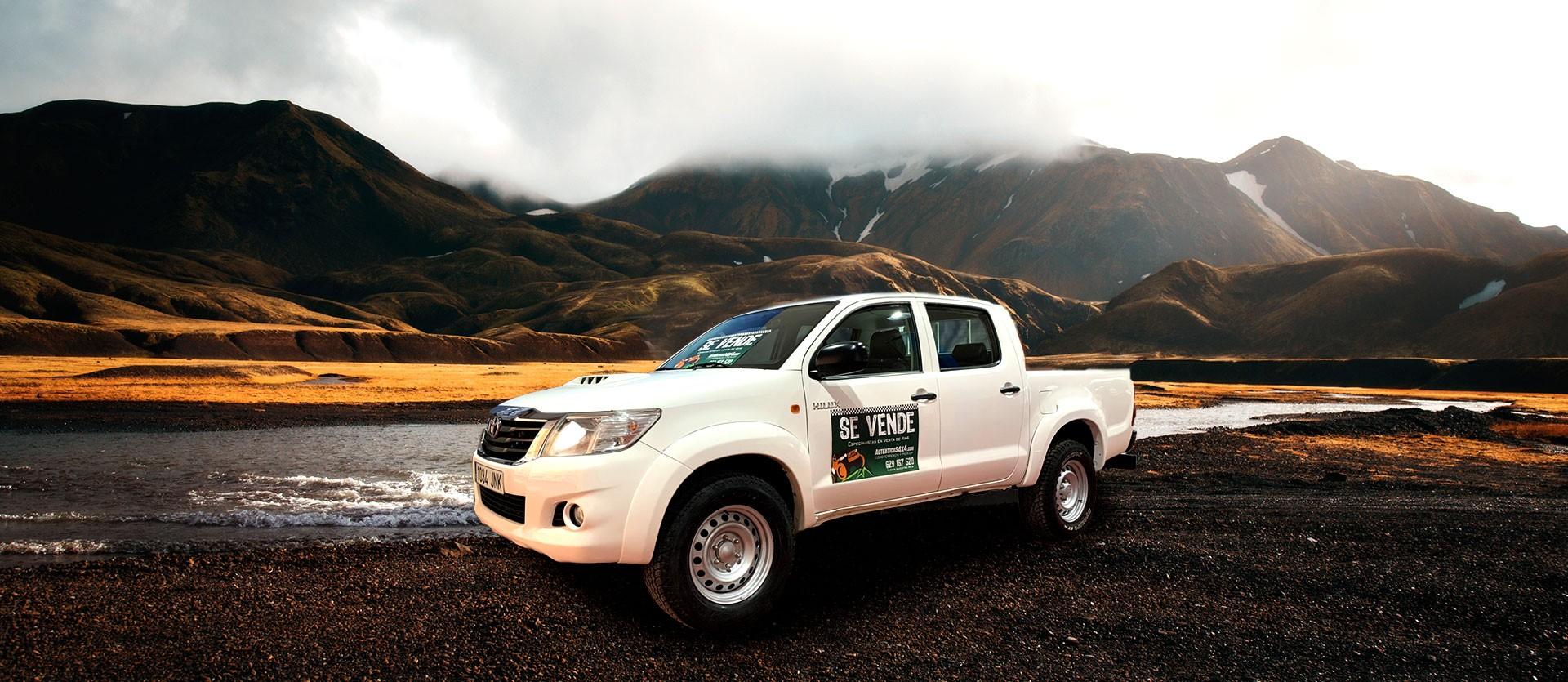 Oferta Toyota Hilux 2.5 GC
