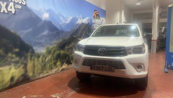 Toyota Hilux 2.4 150cv GX Doble Cabina5 plazas 4x4 2020 (6367-LGL)